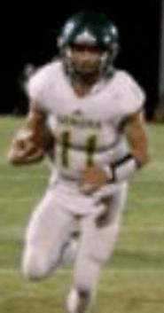 Jake Gookin (Sonora) 5-11, 170