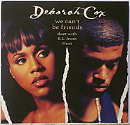 "53. ""We Can't Be Friends"" - Deborah Cox & R.L. from Next (1999)"