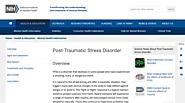 NIMH » Post-Traumatic Stress Disorder
