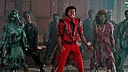 """53. """"Thriller"""" - MJ"""