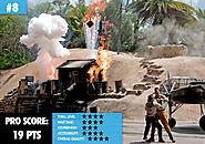 8. Indiana Jones Epic Stunt Spectacular!