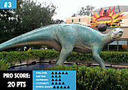 3. Dinosaur