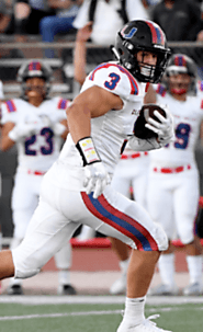 Carson Sumter (Clayton Valley Charter) 6-0, 190