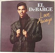"16. ""Love Always"" - El DeBarge."