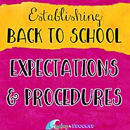 Establishing Clear Expectations and Procedures - Surfing to Success
