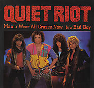 "40. ""Mama Weer All Crazee Now"" - Quiet Riot (1984)"