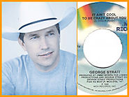 "37. ""It Ain't Cool To Be Crazy About You"" - George Strait (1986)"