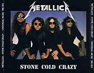 "29. ""Stone Cold Crazy"" - Metallica (1990)"