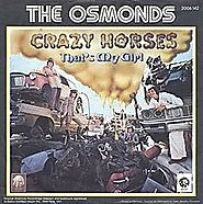 "27. ""Crazy Horses"" - Osmonds (1972)"