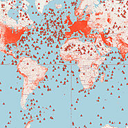 Wikimap: A map of all geotagged Wikipedia articles