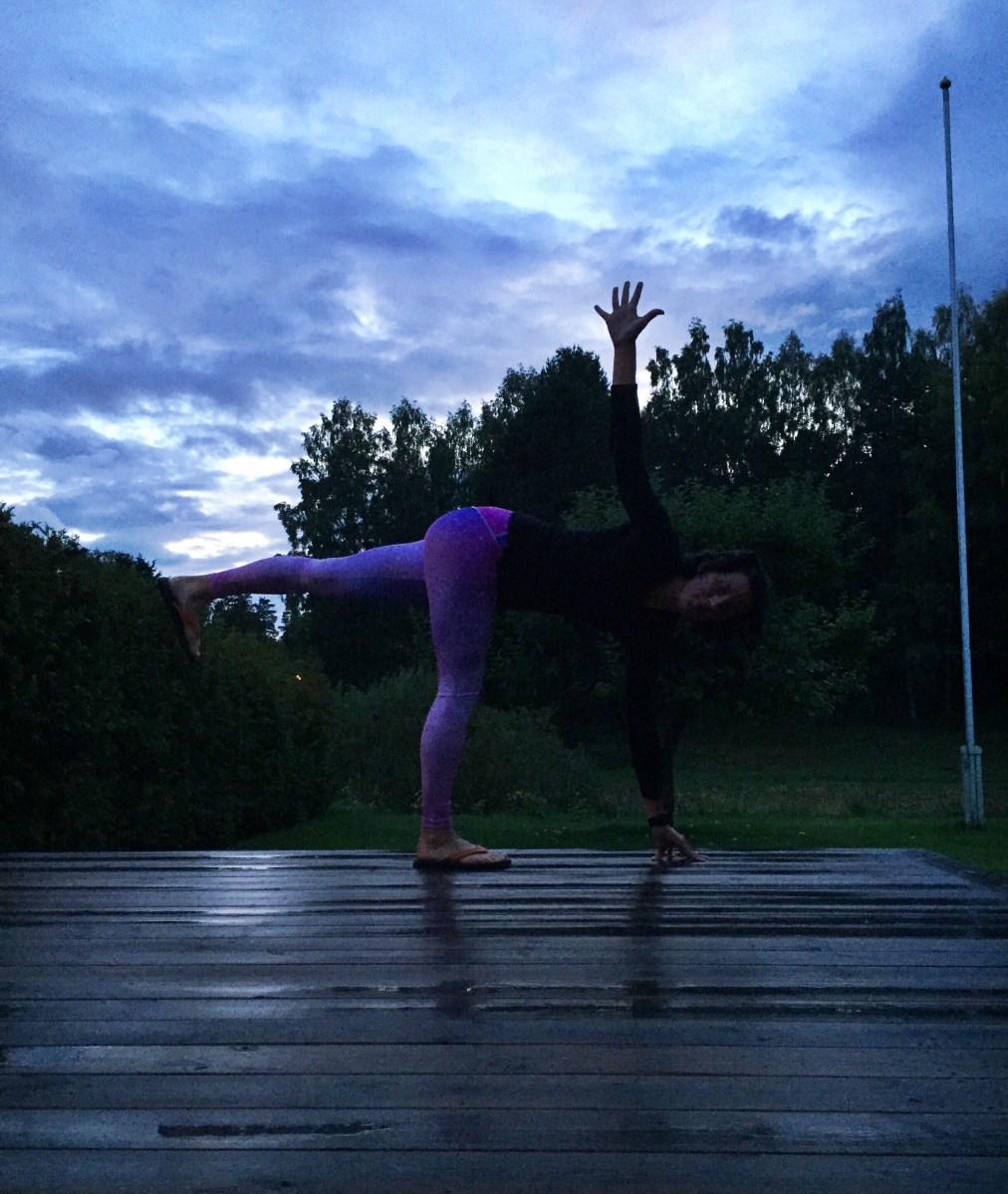 Att yoga varje dag