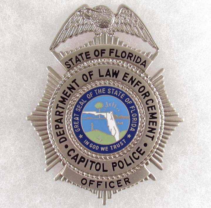 DEPARTMENT OF LAW ENFORCEMENT STATE OF FLORIDA CAPITAL ...