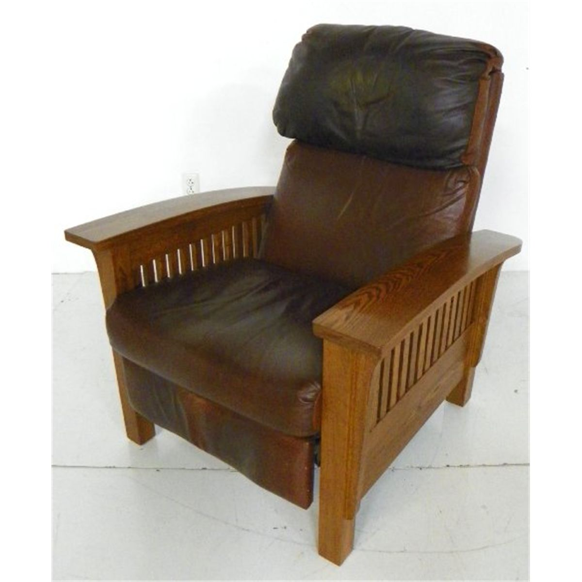 title | Mission Style Chair