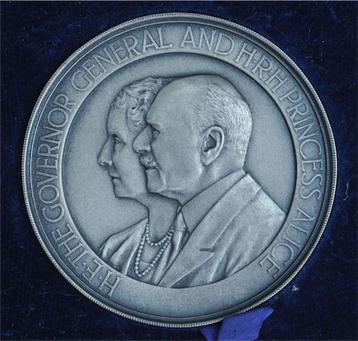 Canadian Medals - Governor General Athlone