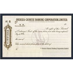 Oversea-Chinese Banking Corporation, Ltd. Waterlow ...