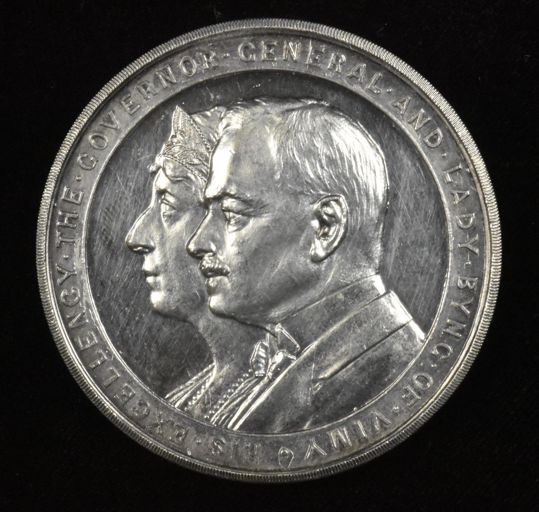 Governor General Medal - Geoffrey Bell Auctions