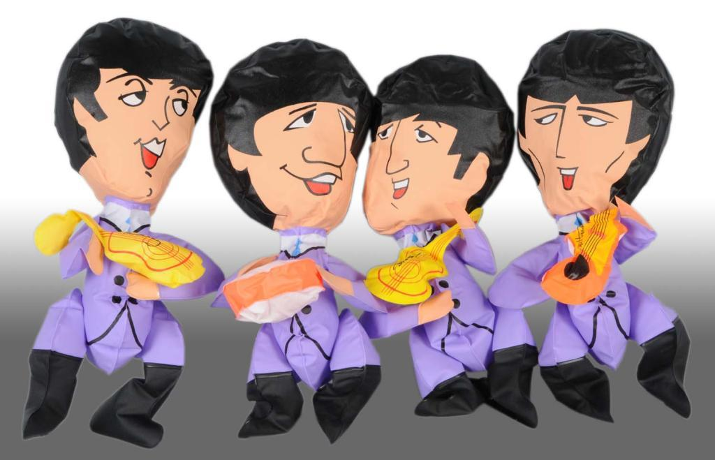 Image result for beatles blow up dolls
