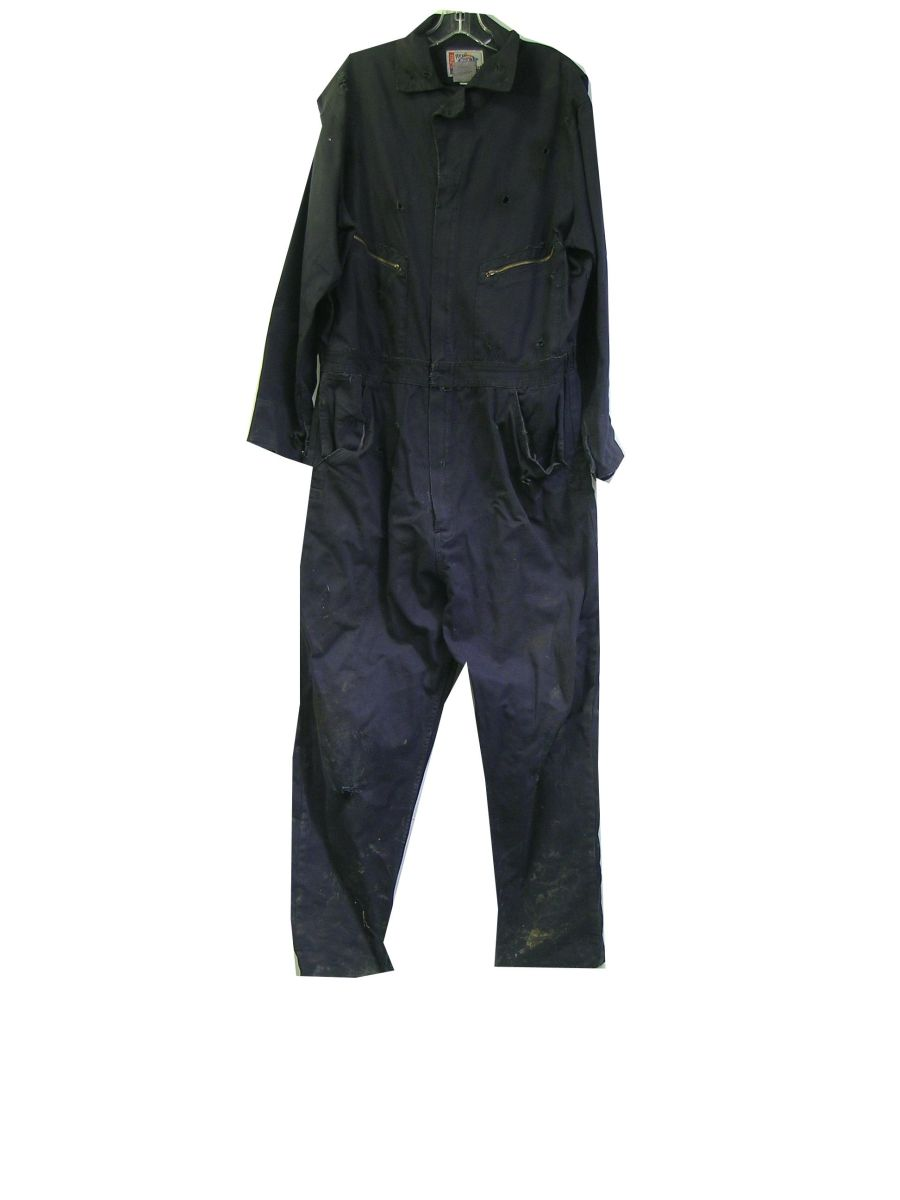 My Bloody Valentine 3 D The Miner Chris Carnel Coveralls