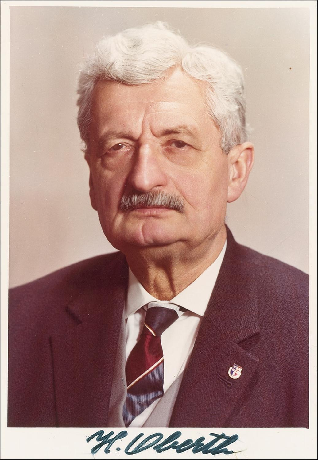 Image result for Hermann Oberth,photos