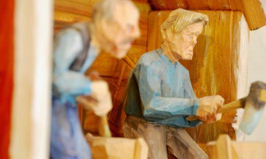 gunnar svensson trä utställning