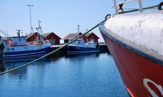 båtar i glommens hamn