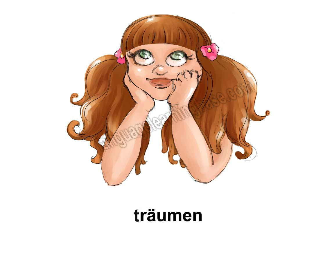 Visual Cards To Learn German Words