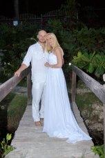 Bröllop, Cocos Hotel, Antigua december 2013