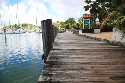 Jolly Harbour, Antigua December 2013