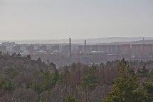 utsikt änggårdsbergen
