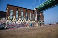 Graffiti Röda Sten, Göteborg