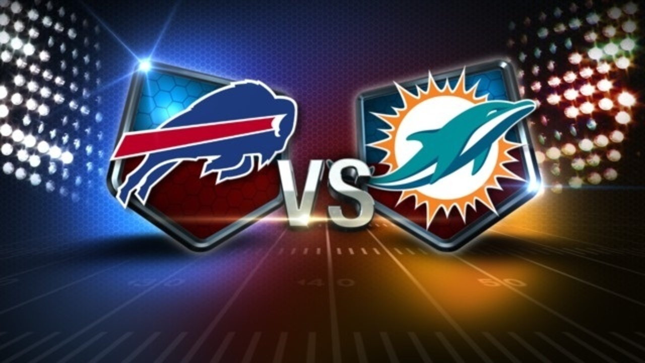 Bills Embarrass Dolphins In Home Opener 41 14