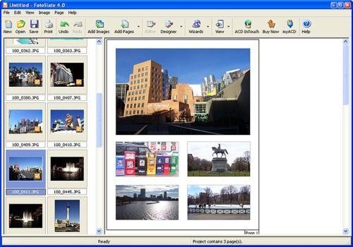 Télécharger FotoSlate 4.0 pour Windows | Shareware