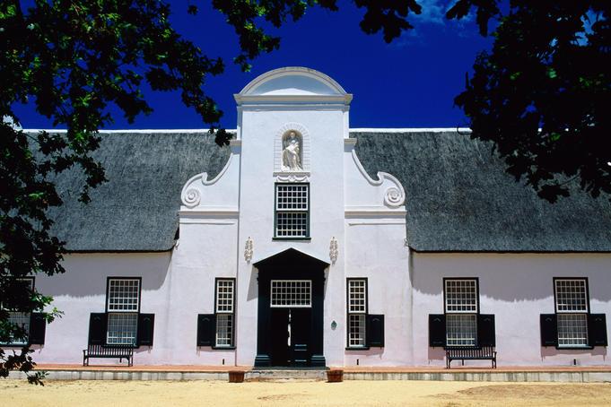 Groot Constantia winery.
