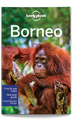 Borneo travel guide, 4th Edition Aug 2016 by Lonely Planet