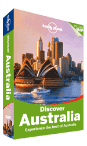 Discover Australia travel guide by Lonely Planet