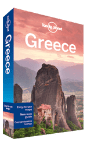 Greece travel guide by Lonely Planet
