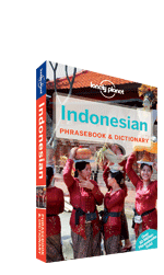 Indonesian phrasebook, 6th Edition Sep 2012 by Lonely Planet