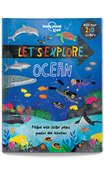 Let's Explore... Ocean, 1st Edition Feb 2016 by Lonely Planet