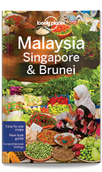 Malaysia, Singapore & Brunei travel guide, 13th Edition Aug 2016 by Lonely Planet