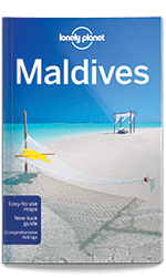 Maldives travel guide, 9th Edition Oct 2015 by Lonely Planet