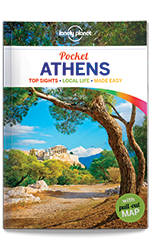 Pocket Athens, 3rd Edition Feb 2016 by Lonely Planet