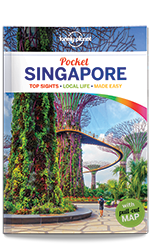 Pocket Singapore, 5th Edition Jun 2017 by Lonely Planet