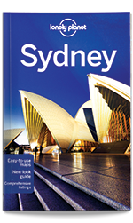 Sydney city guide, 11th edition Dec 2015 by Lonely Planet