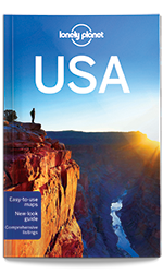 USA travel guide, 9th Edition Mar 2016 by Lonely Planet