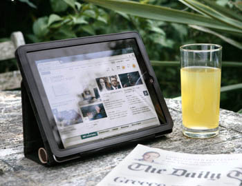 skydd för iPad