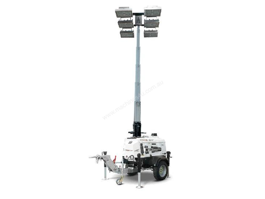 New Generac Generac Vt Mine Light Tower Mobile Lighting