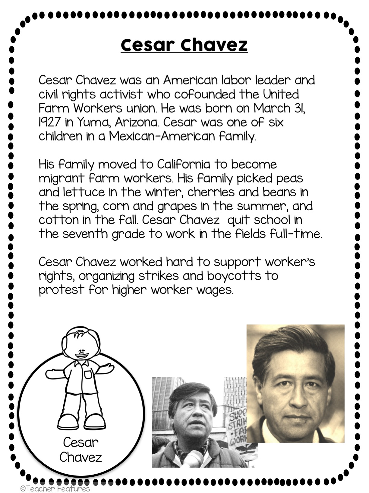 Hispanic Heritage Month Activities Research Project