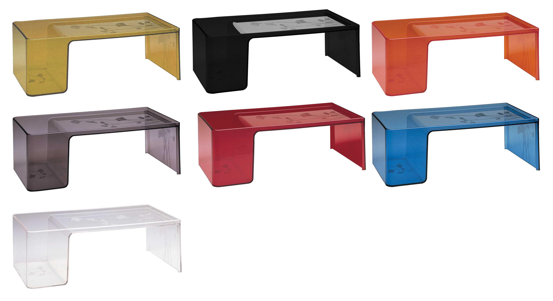 Table Basse Usame Cristal Kartell
