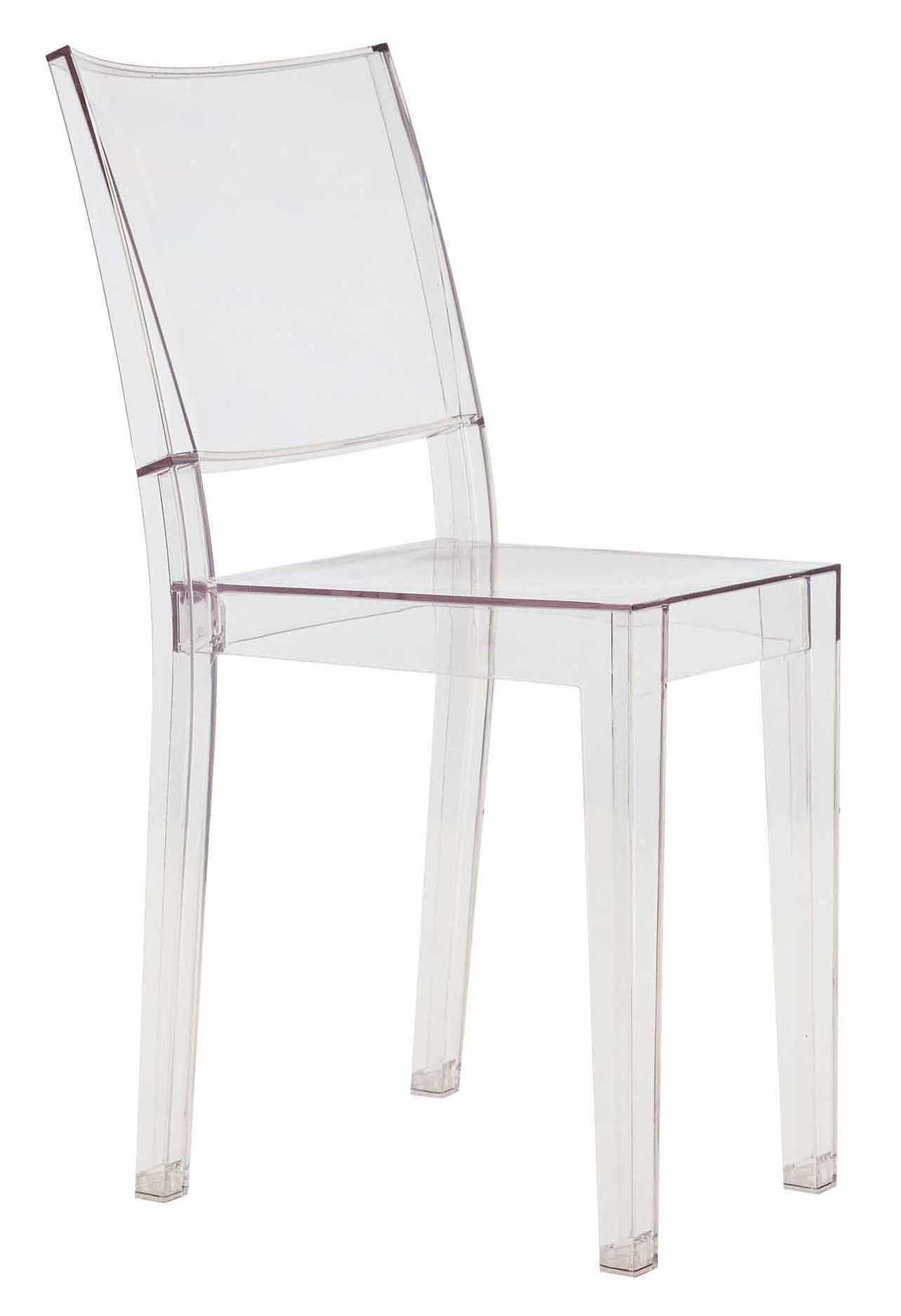 Chaise Empilable La Marie Transparente Polycarbonate