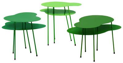 table basse amazonas ensemble de 3 tables offecct